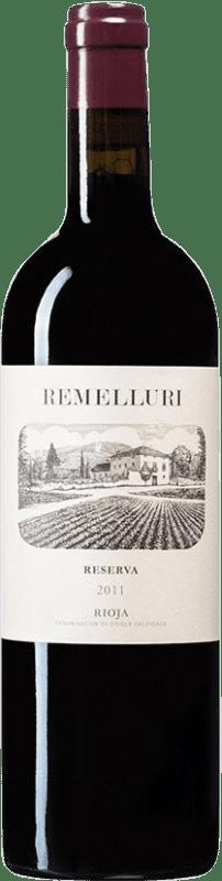 18,95 € 免费送货 | 红酒 Ntra. Sra de Remelluri Reserva D.O.Ca. Rioja 西班牙 Tempranillo, Grenache, Graciano, Mazuelo, Viura 瓶子 75 cl