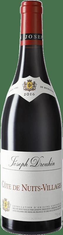 27,95 € 免费送货 | 红酒 Drouhin A.O.C. Côte de Nuits-Villages 勃艮第 法国 瓶子 75 cl
