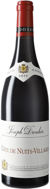 27,95 € Free Shipping | Red wine Drouhin A.O.C. Côte de Nuits-Villages Burgundy France Bottle 75 cl