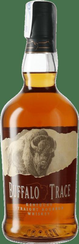 27,95 € 免费送货   波旁酒 Buffalo Trace 肯塔基 美国 瓶子 70 cl