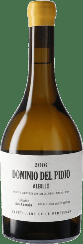 44,95 € | White wine Dominio del Pidio D.O. Ribera del Duero Castilla y León Spain Bottle 75 cl