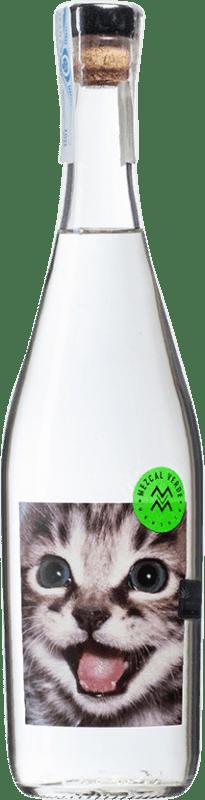 37,95 € Envío gratis | Mezcal Verde Momento Mexico Botella 70 cl