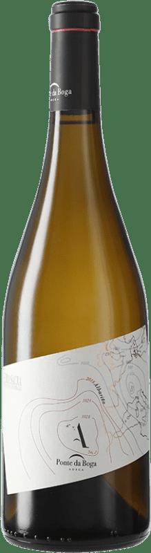 18,95 € | White wine Ponte da Boga D.O. Ribeira Sacra Galicia Spain Albariño Bottle 75 cl