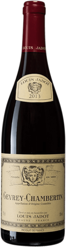 55,95 € | Red wine Louis Jadot A.O.C. Gevrey-Chambertin Burgundy France Bottle 75 cl