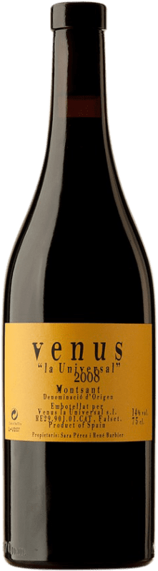 63,95 € | Red wine Venus La Universal 2008 D.O. Montsant Spain Syrah, Grenache, Carignan Bottle 75 cl