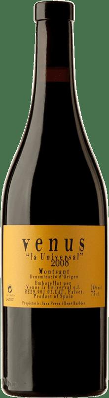63,95 € Envío gratis | Vino tinto Venus La Universal 2008 D.O. Montsant España Syrah, Garnacha, Cariñena Botella 75 cl