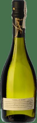 18,95 € Envío gratis | Orujo Torelló Marc de Cava Esencia Cataluña España Botella Medium 50 cl