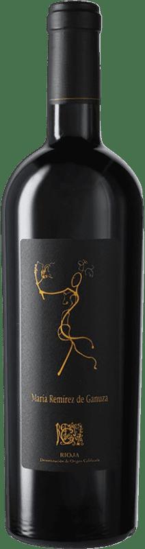 237,95 € 免费送货 | 红酒 Remírez de Ganuza María Especial Reserva 2009 D.O.Ca. Rioja 西班牙 Tempranillo, Graciano 瓶子 75 cl