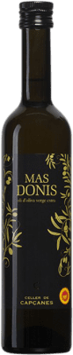 6,95 € Envío gratis | Aceite Capçanes Mas Donís Oli Virgen Extra España Botella Medium 50 cl