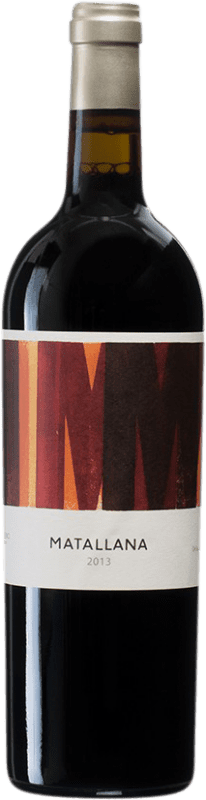 79,95 € Envoi gratuit | Vin rouge Telmo Rodríguez Matallana D.O. Ribera del Duero Castille et Leon Espagne Tempranillo Bouteille 75 cl