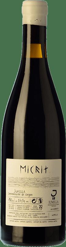 27,95 € Free Shipping | Red wine Casa Castillo Micrit D.O. Jumilla Spain Monastrell Bottle 75 cl