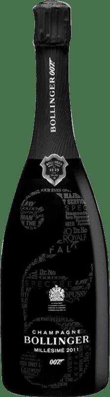 235,95 €   White sparkling Bollinger Millesimé James Bond Edición Limitada A.O.C. Champagne Champagne France Bottle 75 cl