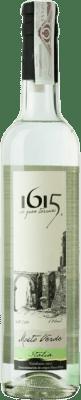 29,95 € 免费送货 | Pisco Pisco 1615 Mosto Verde Italia 秘鲁 瓶子 Medium 50 cl