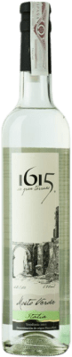 29,95 € Free Shipping | Pisco Pisco 1615 Mosto Verde Italia Peru Medium Bottle 50 cl