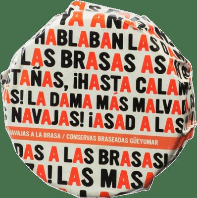 18,95 € Envoi gratuit | Conservas de Marisco Güeyu Mar Navajas Principauté des Asturies Espagne 6/8 Pièces