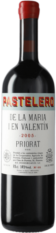 83,95 € Free Shipping   Red wine Finques Cims de Porrera Pastelero de la Maria i en Valentín 2005 D.O.Ca. Priorat Catalonia Spain Grenache, Carignan Bottle 75 cl