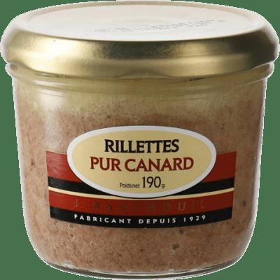 5,95 € Envío gratis   Foie y Patés J. Barthouil Rilletes Pur Canard Francia