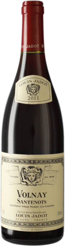 76,95 € | Red wine Louis Jadot Santenots 1er Cru A.O.C. Volnay Burgundy France Pinot Black Bottle 75 cl