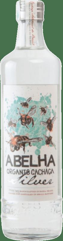 22,95 € | Cachaza Abelha Organic Silver Brazil Bottle 70 cl