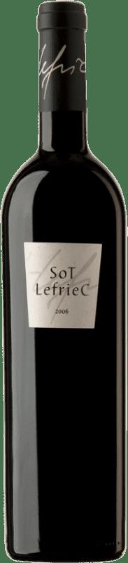 115,95 € Envío gratis | Vino tinto Alemany i Corrió Sot Lefriec 2006 D.O. Penedès Cataluña España Merlot, Cabernet Sauvignon, Cariñena Botella 75 cl