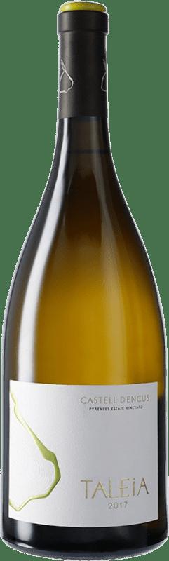 54,95 € Free Shipping | White wine Castell d'Encús Taleia D.O. Costers del Segre Spain Sauvignon White, Sémillon Magnum Bottle 1,5 L