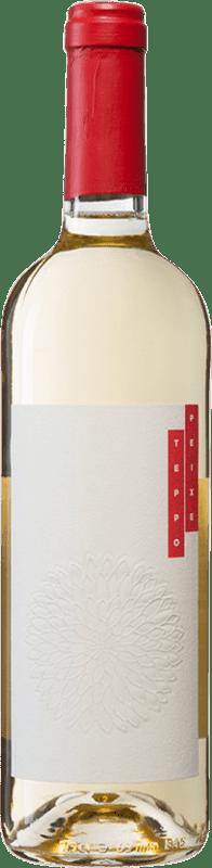 11,95 € Free Shipping | White wine Niepoort Teppo Peixe Branco I.G. Vinho Verde Vinho Verde Portugal Treixadura, Azal, Avesso Bottle 75 cl