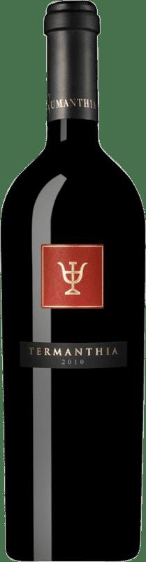 219,95 € Envío gratis | Vino tinto Numanthia Termes Termanthia 2010 D.O. Toro Castilla y León España Tinta de Toro Botella 75 cl