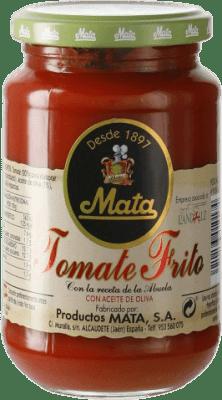 3,95 € Free Shipping | Salsas y Cremas Mata Tomate Frito Spain