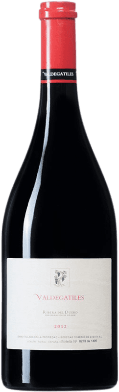 84,95 € Free Shipping | Red wine Dominio de Atauta Valdegatiles D.O. Ribera del Duero Castilla y León Spain Tempranillo Bottle 75 cl