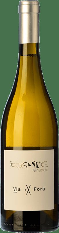 15,95 € | White wine Còsmic Via Fora D.O. Penedès Catalonia Spain Macabeo Bottle 75 cl