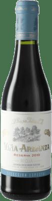 13,95 € Free Shipping | Red wine Rioja Alta Viña Ardanza Reserva D.O.Ca. Rioja Spain Tempranillo, Grenache Half Bottle 37 cl