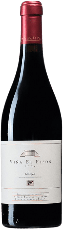 905,95 € | Red wine Artadi Viña El Pisón 2004 D.O. Navarra Navarre Spain Tempranillo Bottle 75 cl