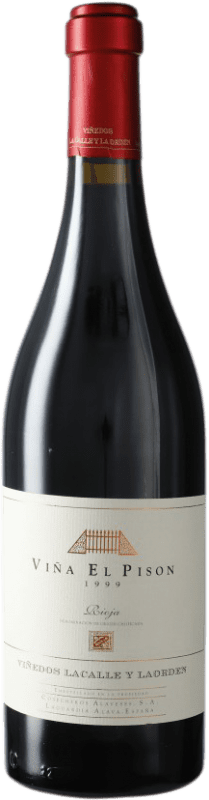 438,95 € | Red wine Artadi Viña El Pisón 1999 D.O. Navarra Navarre Spain Tempranillo Bottle 75 cl